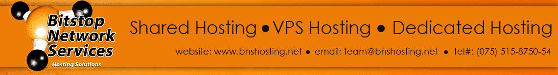 Bitstop Network Services Data Center
