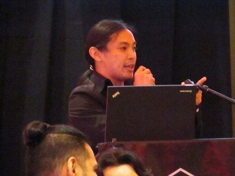 Speaker: Anton Oropilla