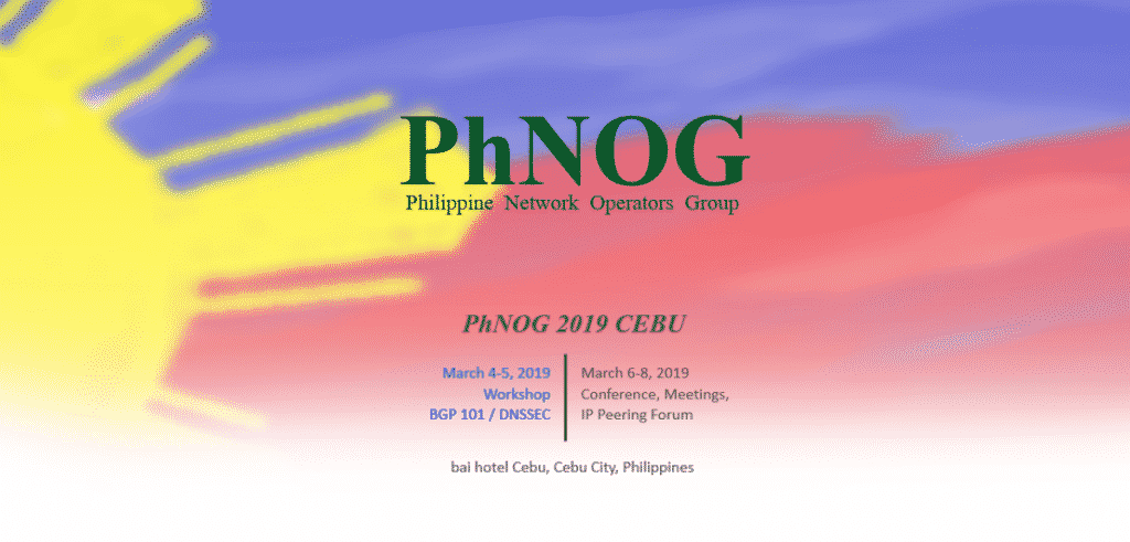BNS President to Talk about BASS in PhNOG 2019 Cebu | Events