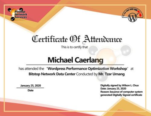Michael Caerlang